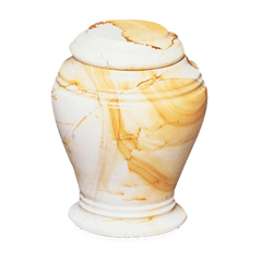 "</p> <ul> <li class=""ng-binding ng-scope"">Handcrafted from Solid Natural Marble</li> <li class=""ng-binding ng-scope"">Distinct Veining Patterns in Each Urn</li> <li class=""ng-binding ng-scope"">Personalization Available for Additional Charge</li> <li class=""ng-binding ng-scope"">Personalization Limited to Side Only for Keepsake</li> </ul> <p>"